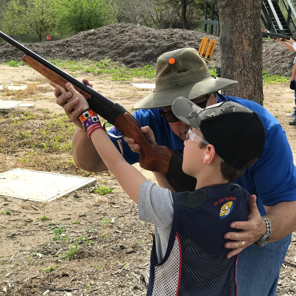 So Cal Top Guns shotgun shooting Instructors and coaches